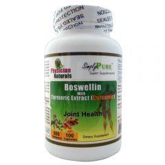 Boswellin with Curcumin Turmeric