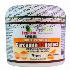 Pure White Curcumin C3 Reduct Powder