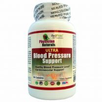 Blood Pressure Support Supplement