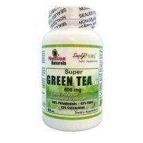 Green Tea Leaf Extract 500 mg