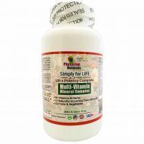 Ultra Potency Complete Multi-Vitamin Mineral Complex