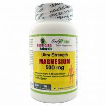 Ultra Strength Magnesium 500