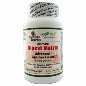 Ultimate Digest Matrix Is Formulated with a Diverse Range of 20 Different Enzymes