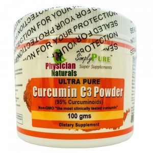 Ultra Pure Curcumin C3 Complex Powder 100 gms