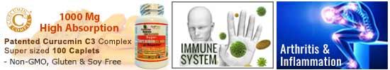 Curcumin Turmeric Health Benefits