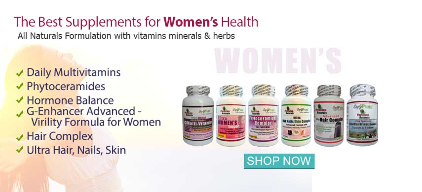 The Best Supplements for Women's Health