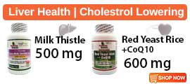 Liver Health And Cholestrol Support