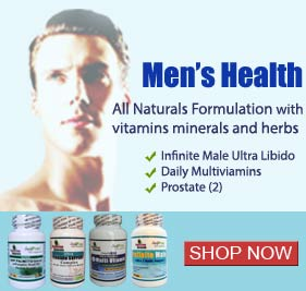 Men's health supplements