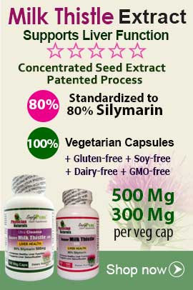 Ultra Cleanse Super Milk Thistle - Liver Health