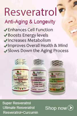 Resveratrol Anti-Aging and Longevity
